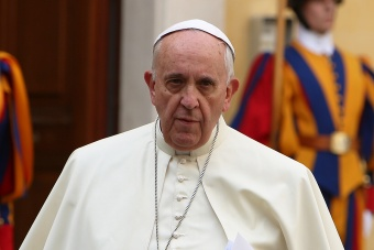 Pope Francis blasts abortion, population control in new encyclical