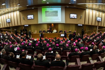 Synod guiding document: families need the Church's message of mercy